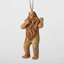 Wizard Of Oz by Jim Shore Christmas Ornament, COWARDLY LION #4054565 by Enesco