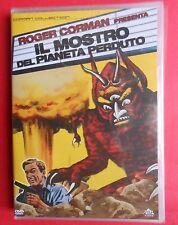 dvd il mostro del pianeta rosso sci-fi collection science fiction fantascienza z