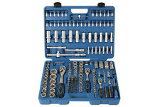 QUALITY 171 PIECE TOOLKIT SOCKET RATCHET TOOL SET IN CASE