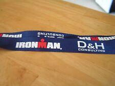 Ironman Triathalon Lanyard Run Swim Bike Kona New L@K
