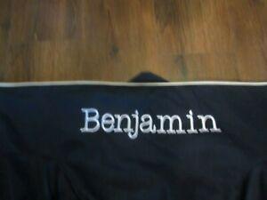 NEW BOY POTTERY BARN KIDS ANYWHERE CHAIR COVER SLIPCOVER OVERSIZE Benjamin