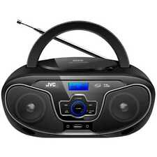 JVC Portable Bluetooth CD Player