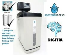 Softenergeeks Super Compact Electronic Meter Control Water Softener