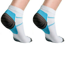 1 pair Plantar Fasciitis Relief Anti Fatigue Compression Socks and Foot Sleeves.