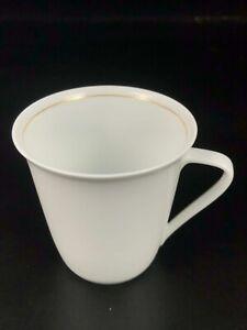 Hutschenreuther Porcelain Coffee Cup - Maxim's En Vogue