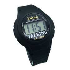 English Talking Sports Watch, for the Elderly and Visially Impaired People 768TE