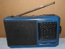 Vintage GRUNDIG Music Boy 175 5 Band Transistor Radio Table Top/Desk/Garage J346