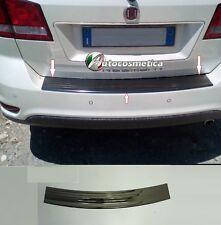 Fiat Freemont  2011-2018 Ladekantenschutz aus schwarz Chrom V2A Edelstahl