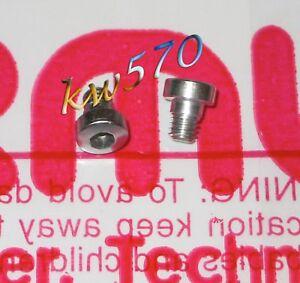 Formula - 2 galvanized steel screws to fix lever TheOne/T1/R1/R1R/RO FD-V158-10