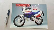 Aprilia Tuareg Wind 125 1988 depliant originale brochure