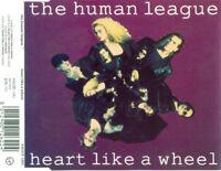 The Human League Maxi CD Heart Like A Wheel - Europe (EX+/EX)