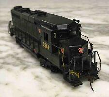 Bachmann Spectrum HO Pennsylvania Railroad GP30 Diesel Locomotive Engine Tested