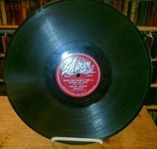 "Gospel Melody Quartet, RARE Sharon 78"" rpm, Stacey Christian music, 709 A"