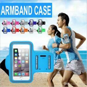 Sports Arm Band Mobile Phone Holder Gym Bag Samsung Galaxy A50 A20E A10 A70 A21S