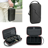 TELESIN EVA Almacenamiento Bolsa Box Carrying Case Pouch para GoPro Hero 8 New