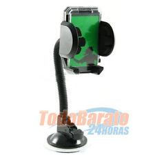 Soporte Coche CON BRAZO para  LG OPTIMUS L3 L5 L7 L9 HUB SOL BLACK 3D