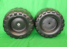 Peg Perego Gaucho / John Deere Off Road 4x4 Front  Wheel Set (2 Tires)