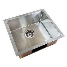 Everhard SQUARELINE PLUS SINGLE BOWL KITCHEN SINK Stainless Steel *Aust Brand