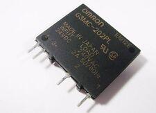10 x Solid State Relais 24V 1xEIN 2A elekt Relais OMRON G3MC-202PL#12R36#