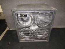 SWR Goliath III - 4x10 - Speaker System