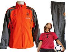 Nuevos Nike Mujer Holanda Países Bajos Nederland Fútbol Chándal M