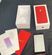 APPLE IPHONE 8 64GB FACTORY UNLOCKED  PRODUCT RED WORKING 100% ORIGINAL SIM FREE