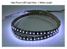 LED Light Strip HIGH POWER White color for Auto Airplane Aircraft Rv Boat Interi