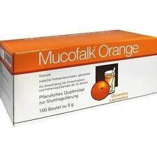 MUCOFALK ORANGE BTL 100St 4891852