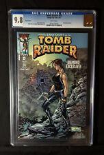Tomb Raider #14 Diamond Exclusive Variant CGC 9.8 - Image/Top Cow - Lara Croft