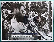 DIANA RIGG Bond girl, Avengers etc ORIGINAL PUBLICITY PHOTO 1970