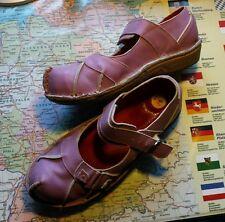 ☆Damenschuhe - Gr. EUR 40/UK 8 - Original TMA Lady Shoes - Farbe/ Color: Violet☆