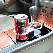 Car Interior Deluxe Double Wedge Between Seat Dual Coke Stand Drink Cup Holder