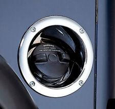 Chrome Gas Filler Housing for Jeep Wrangler TJ 1997-2006 11135.25 Rugged Ridge