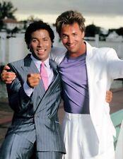 MIAMI VICE - TV SHOW PHOTO #53 - DON JOHNSON + Philip Michael Thomas
