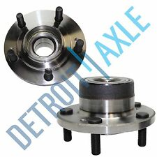 Pair: 2 New REAR 1991-99 Stealth 3000GT Complete Wheel Hub and Bearing Assembly