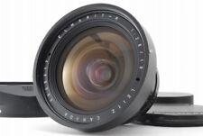 【AB- Exc】 Leica ELMARIT-R 19mm f/2.8 MF Lens 3-CAM w/ Hood From JAPAN R3403