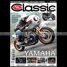 MOTO REVUE CLASSIC N°72 YAMAHA SR 400 XT 500 XS 750 BROUGH SUPERIOR BENELLI SEI