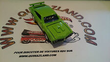 Johnny Lightning 69 Olds 442 1995 Muscle Car U.S.A. version verte (0012)