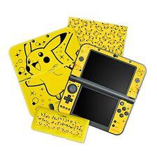 Hori Pikachu Pack Starter Kit Protector Case Set for New Nintendo 3DS XL