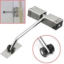 Automatic Door Closer Hydraulic Speed Control Fire Rated Spring Stainless Steel