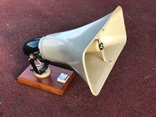 Haut parleur Bouyer ZR409 30 watts vintage industriel collection