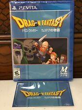 Dragon Fantasy - PS Vita - Limited Run #234