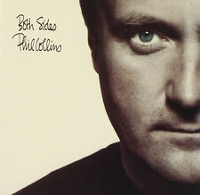 PHIL COLLINS - Both Sides (CD, Jewel Case, 1993)