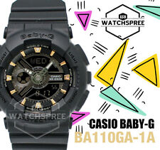 Casio Baby-G new BA-110 Series Watch BA110GA-1A AU FAST & FREE