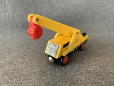 Thomas & Friends KEVIN Wooden Magnetic Train Crane 2003 TOMY
