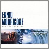 Ennio Morricone - The Very Best Of Ennio Morrico NEW CD
