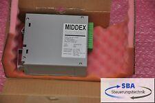 MIDDEX Electronic Leistungsendstufe für 2 Phasen Schrittmotoren Typ K6002100-24