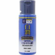 ROHTO Hadalabo shirojun premium Whitening emulsion 140ml Skin care Japan