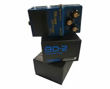 Boss BD-2 Blues Driver Overdrive and Distortion Pedal --