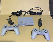 Sony PlayStation Classic Mini Console Scph-1000R With Hdmi cord Tested